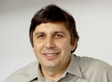 Andre Geim, the British-Russian scientist who won the 2010 Nobel Prize for Physics today with Konstantin Novoselov