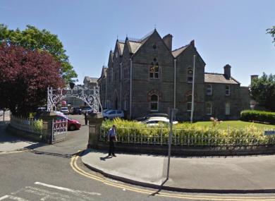 The City of Dublin VEC headquarters in Ballsbridge, Dublin 4.