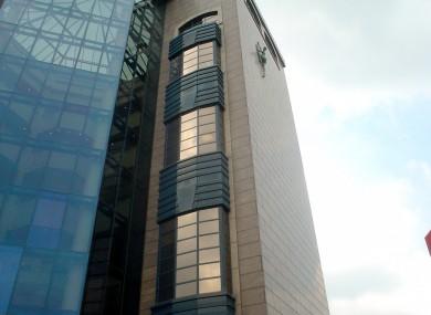 Treasury Buildings, headquarters of NAMA.