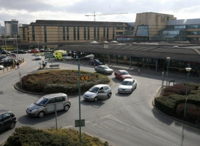 Tallaght Hospital.