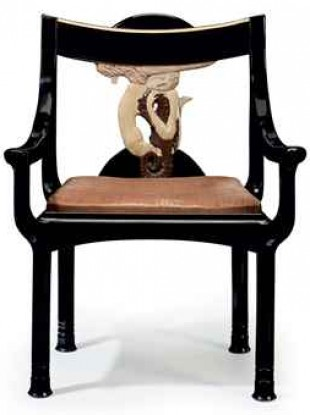 eileen gray furniture estimated to fetch millions at ny auction