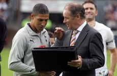 Pardew not any more experienced than Hughton, says Kerr