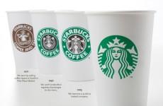 So much for branding: Starbucks drops name from logo