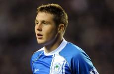 Martinez has latest word in Ireland's James McCarthy saga