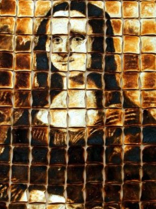 The Mona Lisa has been an inspiration to artistic types for centuries - but have we got her/him all wrong?