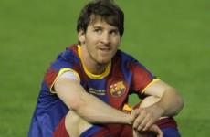 The Spanish Corner: Messi's the man