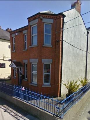 The house in Drumcondra Road, Dublin