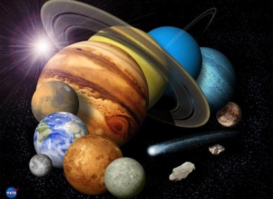 Star-cross'd lovers: The planets are aligned for romance today