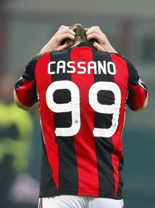 Come in 99? Could Cassano be on his way to Merseyside.