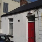 One-bedroom end of terrace cottage in Dublin 3