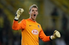 Stating the obvious: De Gea admits Manchester United interest