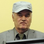 Former Bosnian Serb General Ratko Mladic sits in the court room in The Hague on 3 June. It was his first public appearance since he went into hiding nearly 16 years ago. He was arrested on 26 May after being on the run since 1995 when he was indicted by the U.N. for war crimes and genocide. Pic: AP Photo/ Martin Meissner