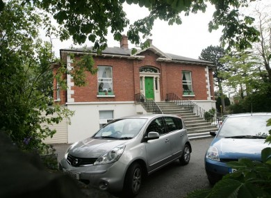 Rostrevor House Private Nursing Home on Orwell Road in Dublin
