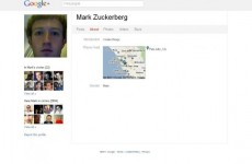 Google Plus now minus Zuckerberg?
