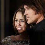 Singer and actress Miley Cyrus (18) has courted controversy this past year, staging ever more raunchy shows, giving one of her backroom team a lap dance and then there was the infamous pot smoking allegation, which she denies. Her devoutly Baptist Father leaves the management side of things to her Mother.<span class=