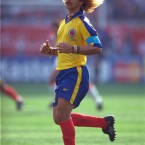 ... or the South American majesty of Carlos Valderrama?<span class=