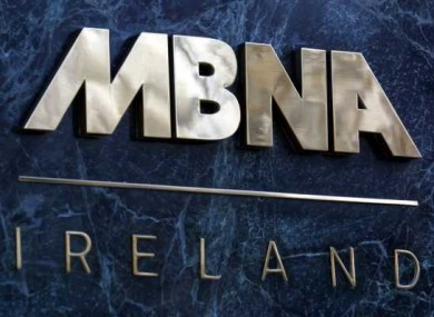 Hundreds of irish jobs at risk as us bank plans to cut card business bank of americas irish credit card business mbna will likely close if a buyer reheart Gallery