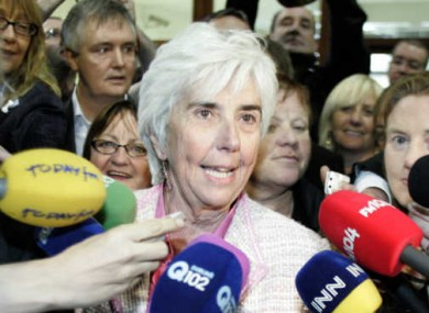 Independent TD Maureen O'Sullivan says she would still help a latecomer get a nomination to contest the presidential election - even though she will now be supporting Michael D Higgins in the election itself.