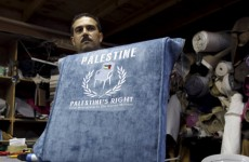 Palestinian 'flying chair' UN campaign comes to Dublin