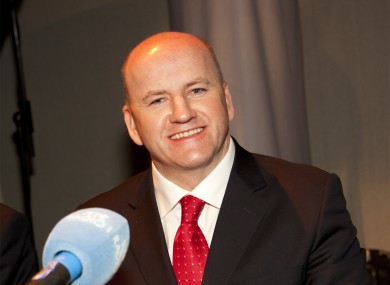 Sean Gallagher is now a firm favourite to win Thursday's election, holding a 14-point lead in the week before polling.