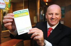 Caption competition: What has Sean Gallagher been betting on?