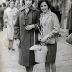 1950s ladies style