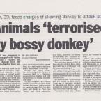 Northampton Chronicle & Echo, March 11 2010