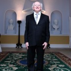 President Michael D Higgins. Image: Photocall Ireland/GIS