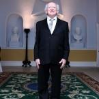 President Michael D Higgins. Image: Photocall Ireland/GIS