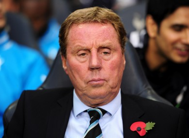 Harry Redknapp: surgery.