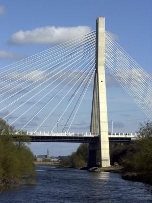 The Mary McAleese Bridge?