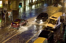 No repeat of last month's extreme flooding says Met Éireann