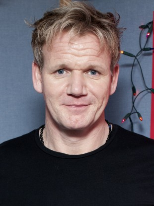 The real Gordon Ramsay... not the dead dwarf one.