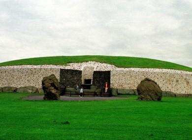 Newgrange in Co Meath