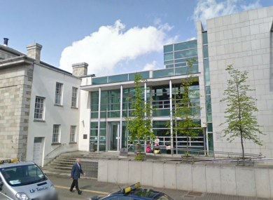 Dundalk Courthouse, where a 32-year-old man will appear this morning in connection with the death of James Hughes.