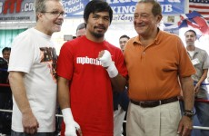 No Mayweather fight as Pacquiao lines up Bradley