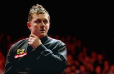 Burying hatchets: Barry Hearn and Mark Allen resolve differences