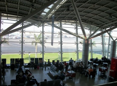 File photo of Cairo Airport