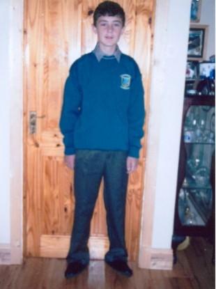 Undated garda image of Patrick Quaid.