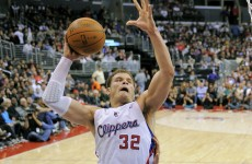 Watch: Blake Griffin smashed a defender with this huge dunk