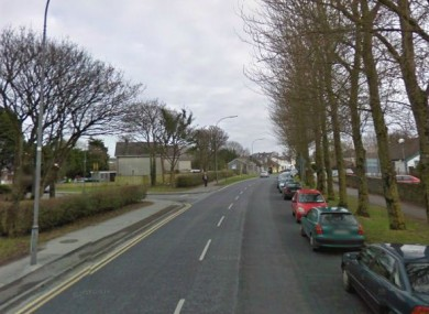Seamus Quirke Road in Galway city
