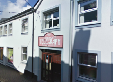The Connacht Telegraph offices.
