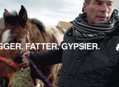 My Big Fat Gypsy Wedding star Paddy Doherty is featured