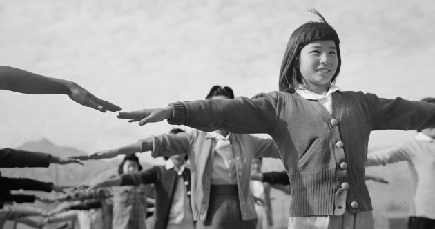 In pictures: America's WWII internment camp for Japanese-Americans
