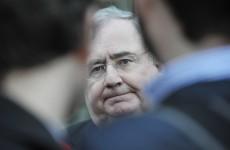 Rabbitte, McGrath in war of words over state assets