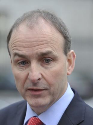 Fianna Fáil leader Micheál Martin has been criticised by Buttimer.
