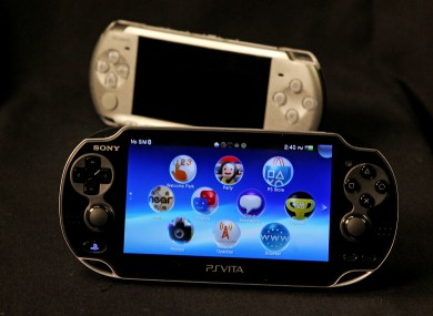 The Playstation PSVita