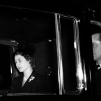 Six days later, George VI succumbed to coronary thrombosis - and Elizabeth flew back to the United Kingdom as its new monarch, Queen Elizabeth II.