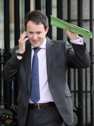Junior Minister Seán Sherlock