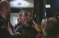 Embarrassment: Chisora apologises, but Haye admits no culpability